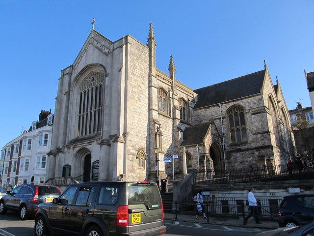 Holy Trinity Church, Weymouth