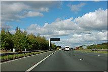 SE4059 : A1(M) northbound by Robin Webster