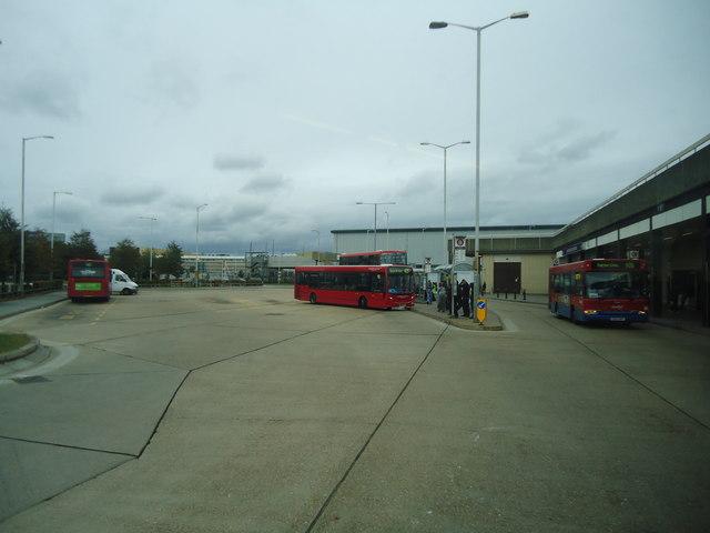 Hatton Cross bus station
