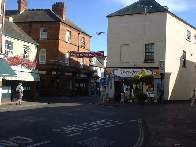 Fore Street Sidmouth