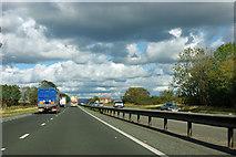 SE4076 : A168 northbound by Robin Webster