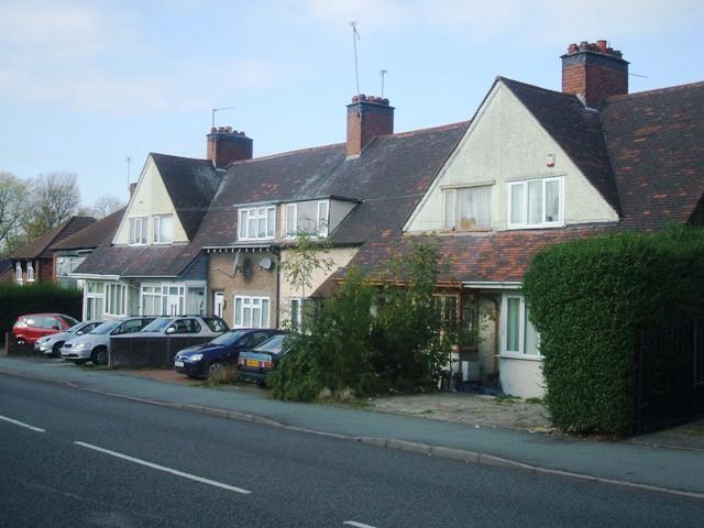 Fallings Park Garden Village - Thorneycroft Lane