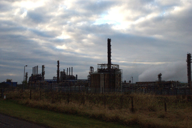 Mossmorran Chemical Plant