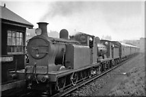 TQ2567 : RCTS South London Rail Tour at St Helier by Ben Brooksbank