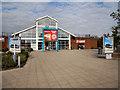 SE6611 : Doncaster North Services, M18 by David Dixon