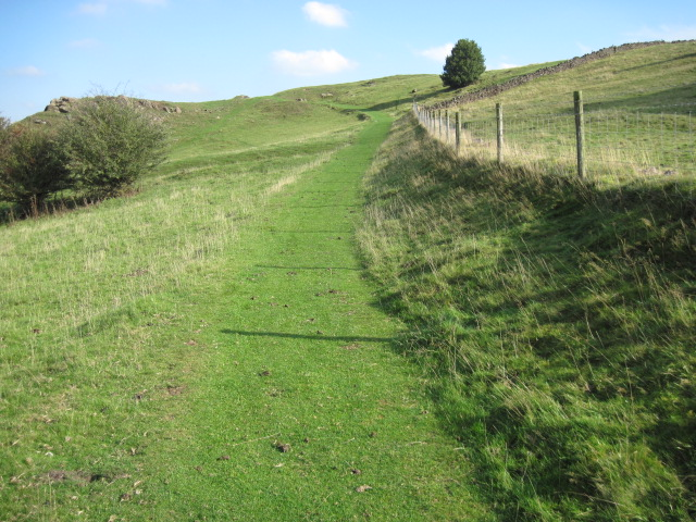 Footpath from Cromford