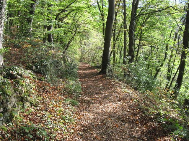 Footpath towards Cromford