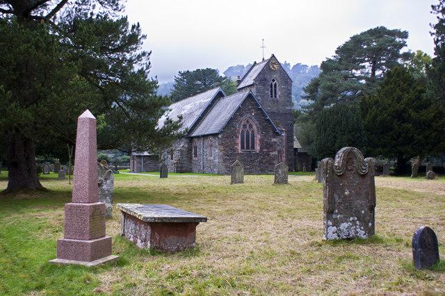 St Patrick's Church, Patterdale - an Anglican Methodist church