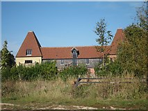 TR0454 : Prior Oast House, Denne Manor Lane, Shottenden by Oast House Archive