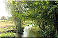 SU0725 : Looking upstream by Jonathan Kington