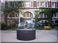 TQ3078 : Two Piece Reclining Figure No.1 by Henry Moore by PAUL FARMER