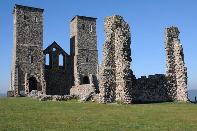 St Mary's, Reculver