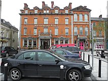 H6733 : Westenra Arms Hotel, Monaghan by Kenneth  Allen