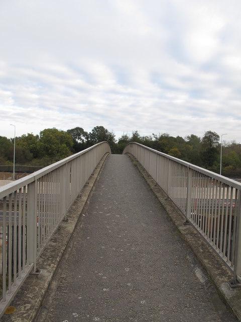 Longpond footbridge