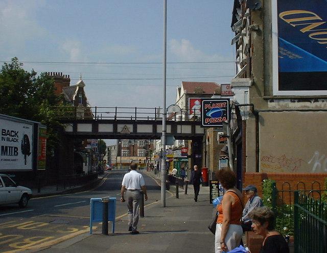 Saint James Street Walthamstow (A1006)