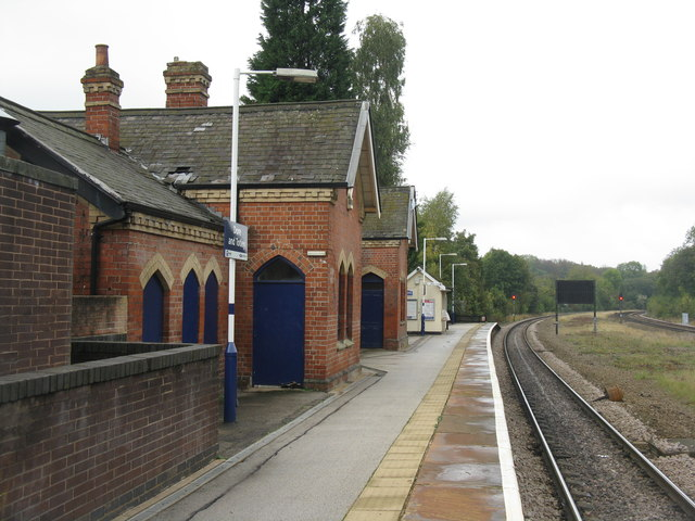 Dore and Totley Station - 2011