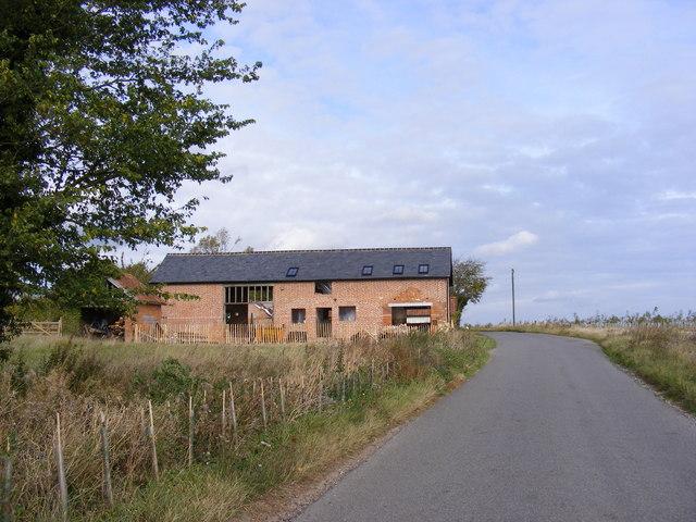 Barell's Hill & Hill Farm Barn