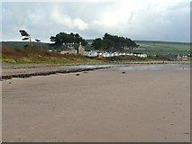 NS2109 : A boring view of a beach by Humphrey Bolton