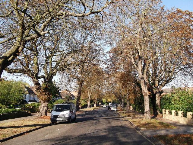 Park Road, New Beckenham