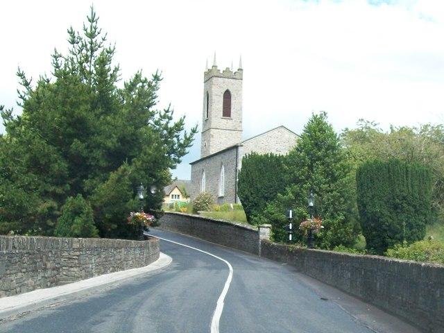 The Church of Ireland Parish Church at Moynalty