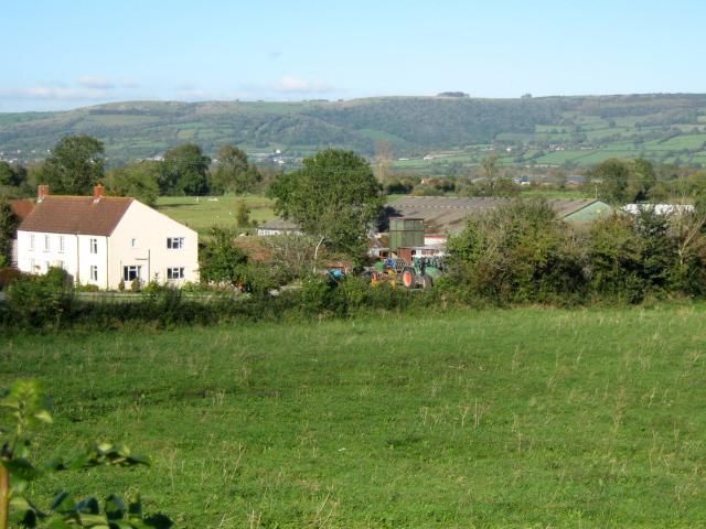 Farmland, Theale