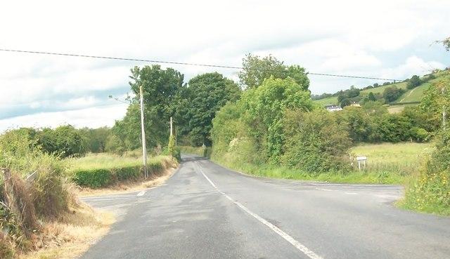 The Carrickspringan Cross Roads
