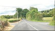 N7485 : The Carrickspringan Cross Roads by Eric Jones