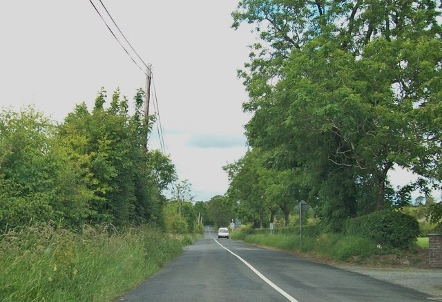 The R164 at Ughtyneill
