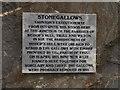 ST1923 : Stonegallows by Derek Harper