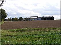 TM3074 : Church Farm Buildings by Adrian Cable