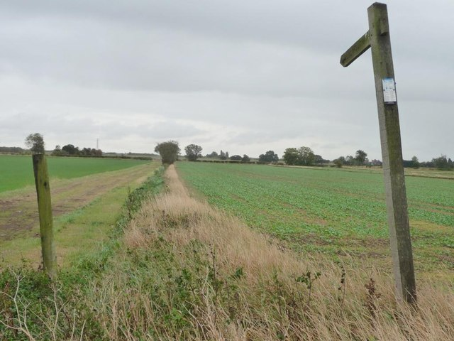 Footpath to the River Trent