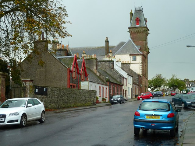 Bank Street, Wigtown