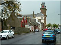 NX4355 : Bank Street, Wigtown by Andy Farrington