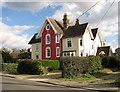 TM2749 : Attractive house in Bredfield Road, Woodbridge by Evelyn Simak