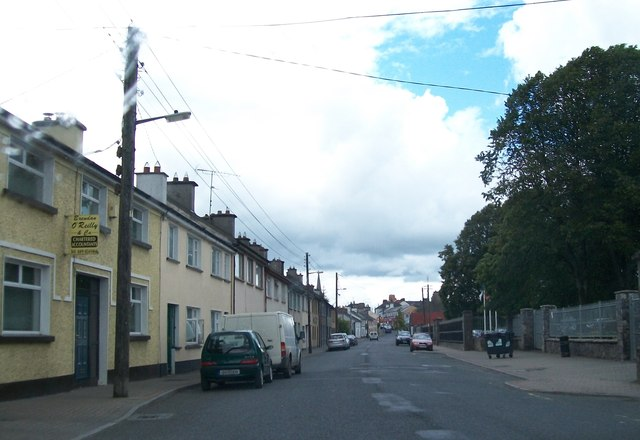 Church Street, Oldcastle