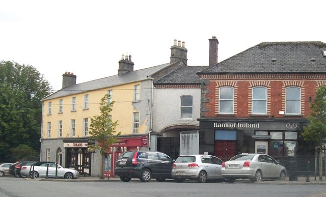 Businesses in Oliver Plunkett's Street
