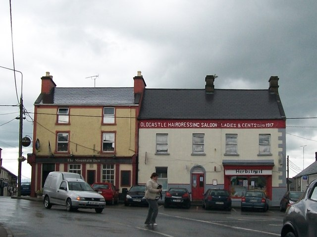 Shops on The Square at Oldcastle