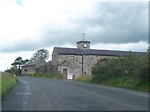 N5779 : Converted barns at Boolies Nursing Home by Eric Jones