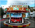NX4165 : Fairground attraction by Andy Farrington