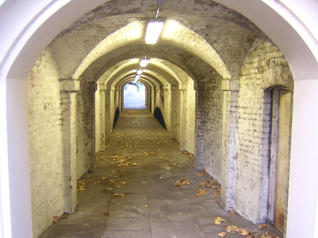 Tunnel under Marylebone Road