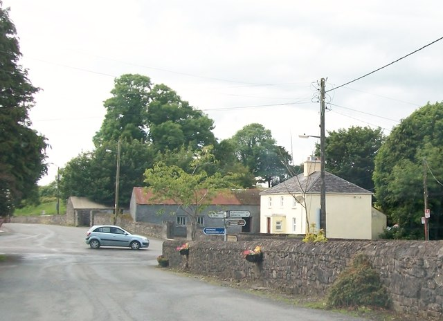 The Drumone Cross Roads