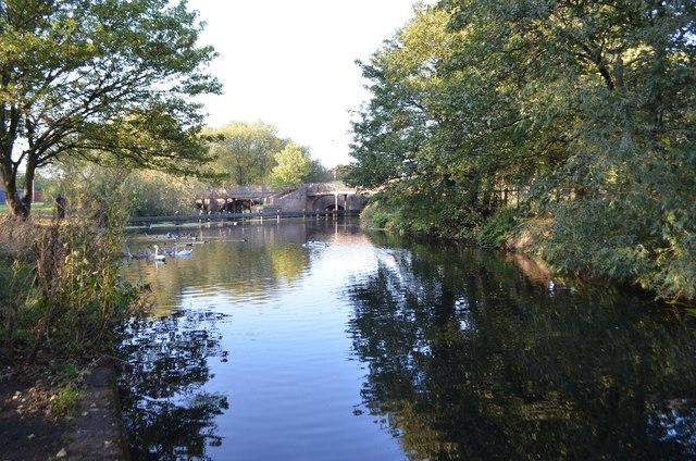 Grand Union Canal/ River Soar