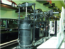NS5565 : Steam engine in Riverside Museum by Thomas Nugent