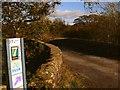 NX4470 : Auchinleck Bridge by Andy Farrington