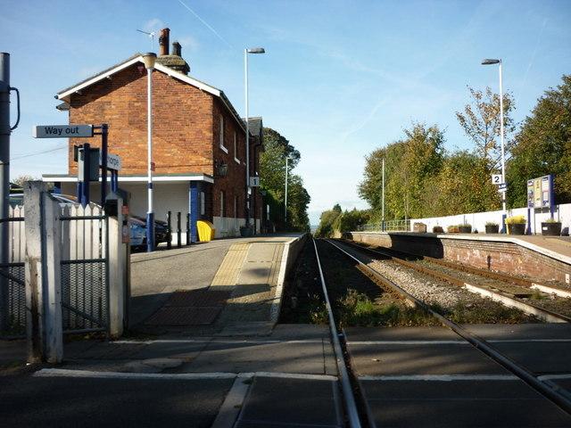 Nunthorpe train station
