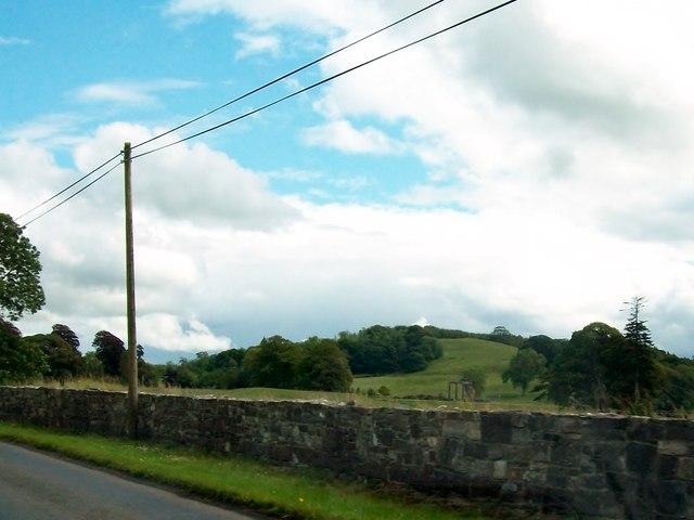 Parkland at Loughcrew