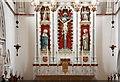 TQ5993 : St Thomas of Canterbury, Brentwood - Reredos by John Salmon