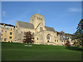 SE5978 : Ampleforth Abbey, 2011 by Pauline E