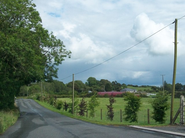 Farm on the Loughcrew Road just west of Patrickstown