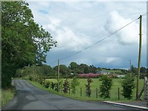 N6077 : Farm on the Loughcrew Road just west of Patrickstown by Eric Jones